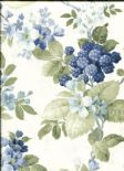 Mirtilla Wallpaper 5036 By Cristiana Masi For Colemans